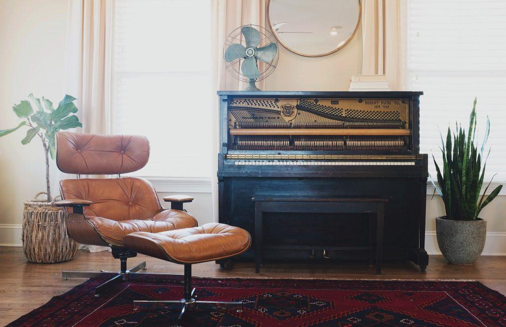 Photo de meubles d'occasion